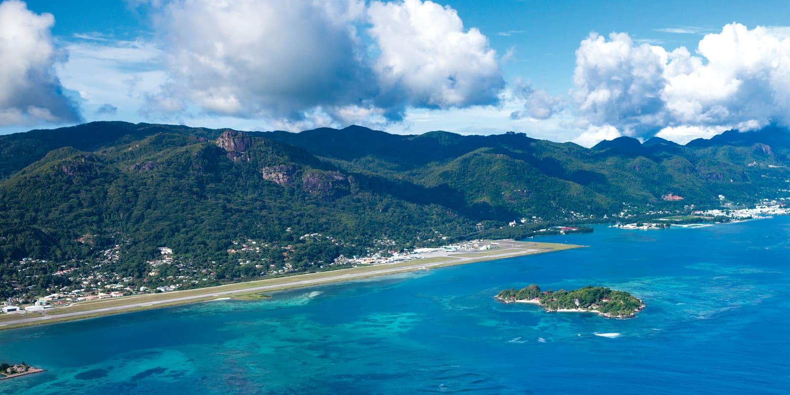 Aeroporto Seychelles 1