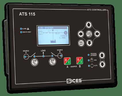Controlador ATS
