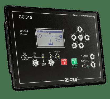 Controlador Amf Gc 250 Compact