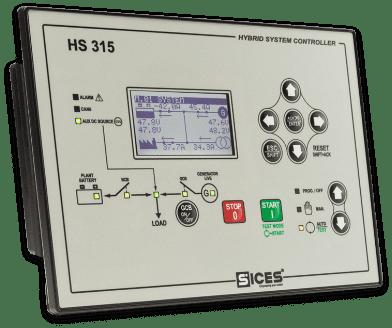 Controlador HS 315